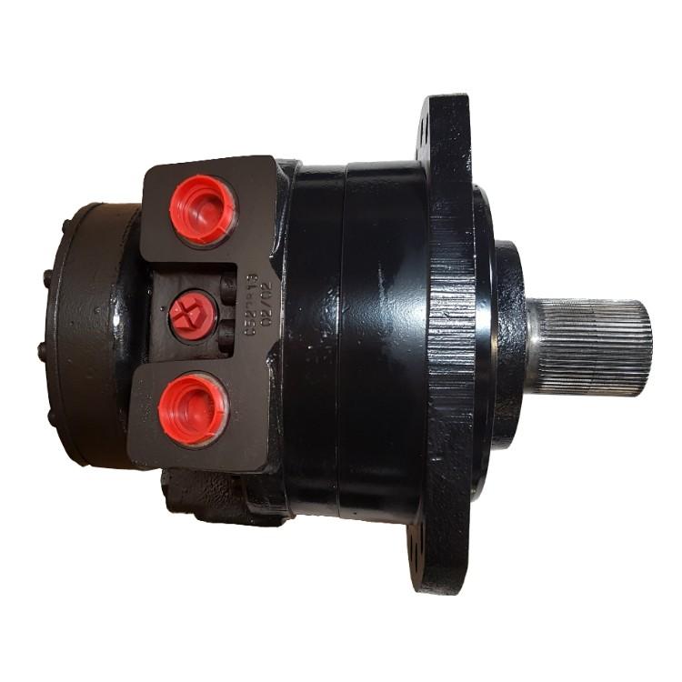 Case 445CT-3 2-SPD LH Hydraulic Final Drive Motor