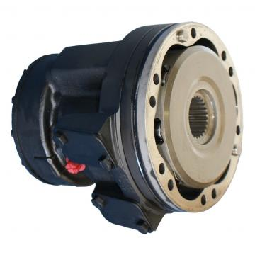 Case 445CT-3 2-SPD RH Hydraulic Final Drive Motor